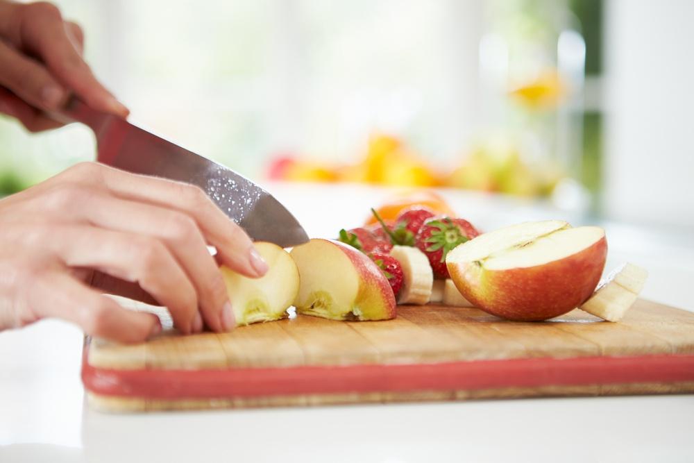 Women Preparing Food For Metabolic Balance